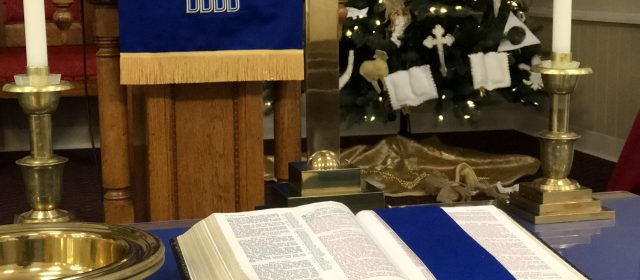 Advent resources from our Bishop & the WV Conference